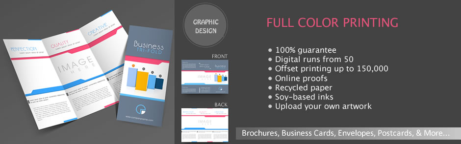 Full Color Printing Solutions