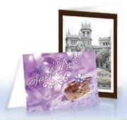 Full Color Greeting Cards Printing