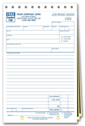 258 - Personalized Job Work Orders