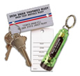 Custom Printed Key Tags