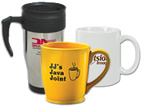 Custom Mugs with Imprint & Logo