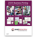 2019 Online Business Printing Catalog