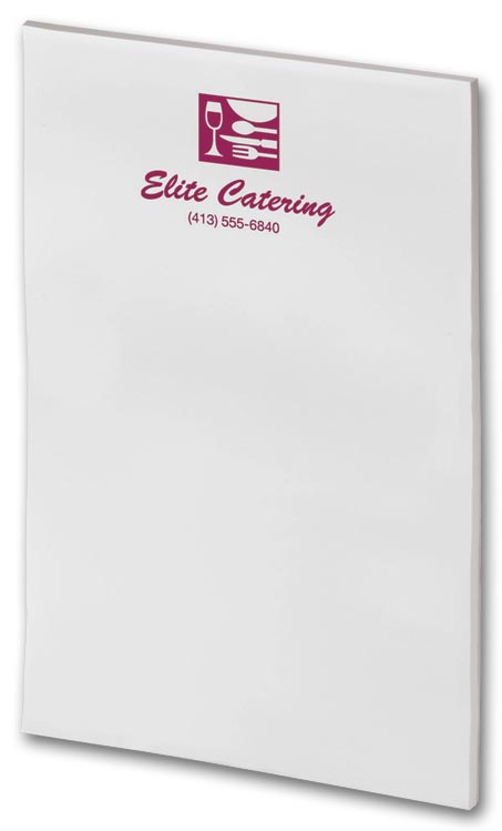 Custom Promotional BIC Note Pads