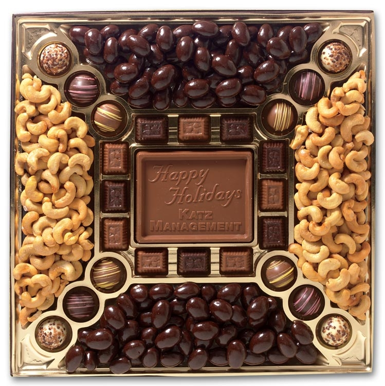 108711 - Corporate Holiday Gifts - Chocolates & Truffles