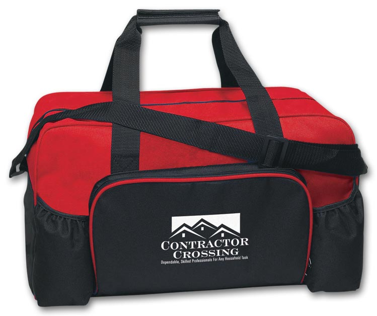 Personalized Econo Duffle Bag with custom options