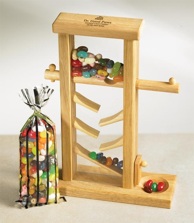 Promotional Jelly Bean Dispenser with custom options