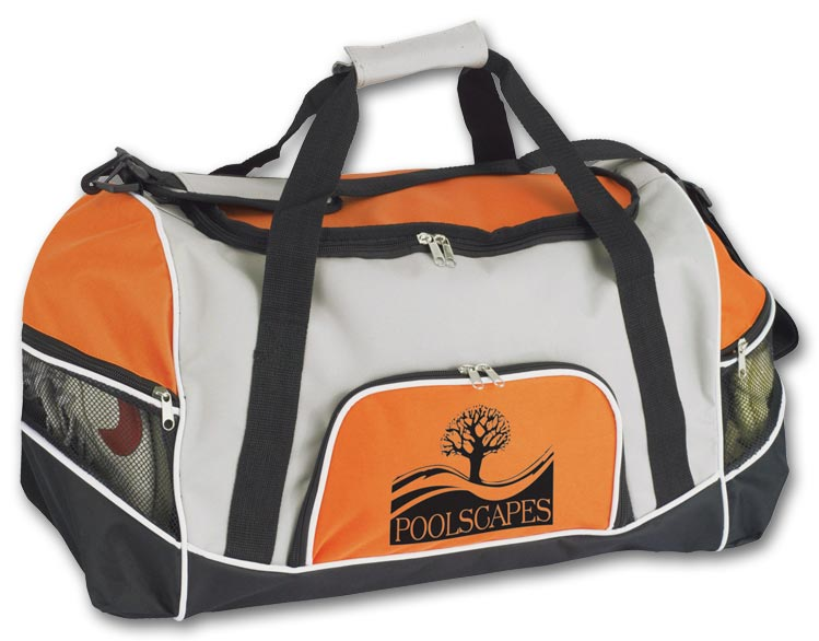 Promotional Sport Duffel with Custom option