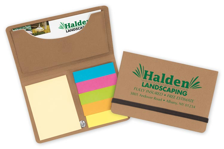 Promotional products business card sticky pack ref 109509 custom business card sticky pack colourmoves