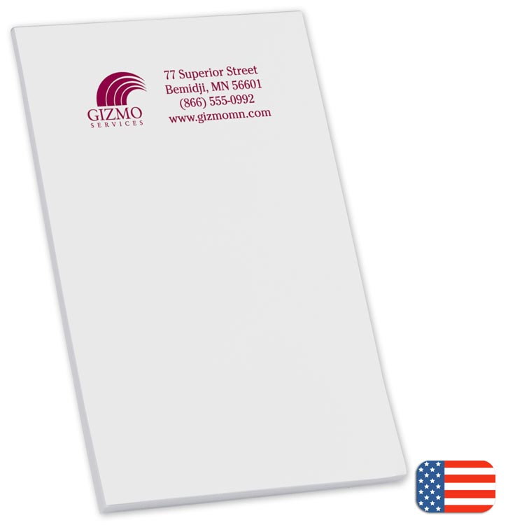 Custom Sheet Eco Notepad for Promotion