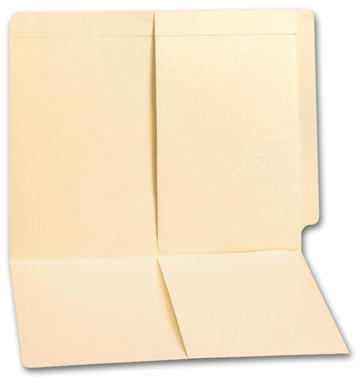 Custom End Tab Folders are perfect for organizing your information and promoting your business.