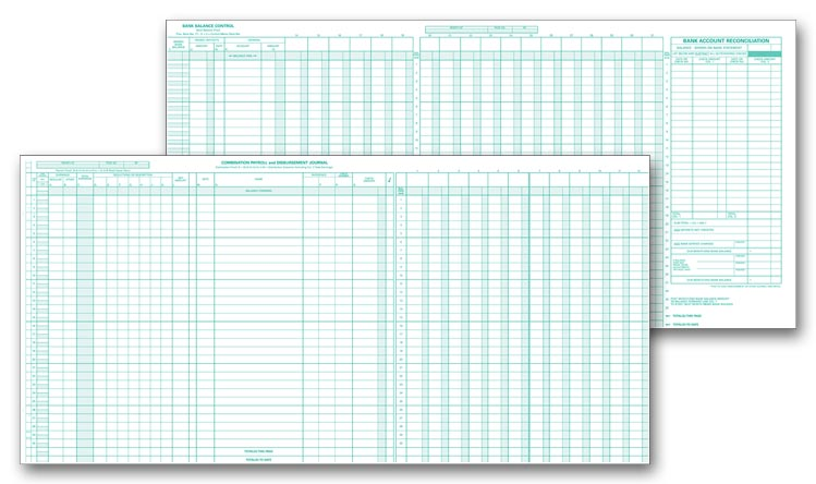 Custom Payroll/General Expense Journal