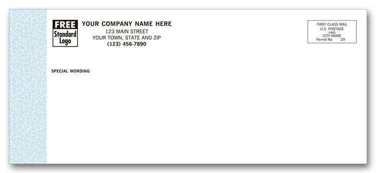Make sending a breeze with these Business Envelopes.