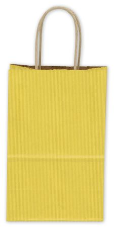 These sturdy kraft paper bags are ideal for any one who loves to give gifts wrapped in beautiful packaging.