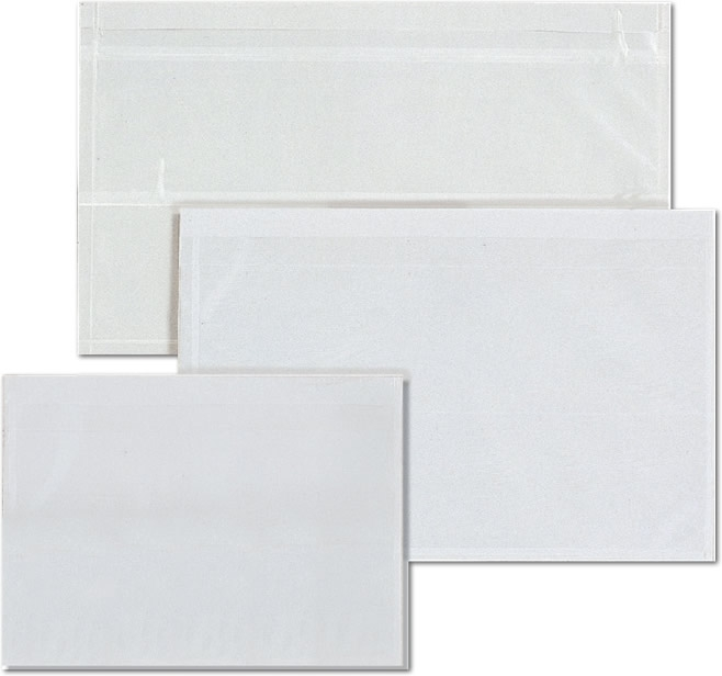 Transparent Medical file pockets are ideal for filing necessary documents in your file folders.