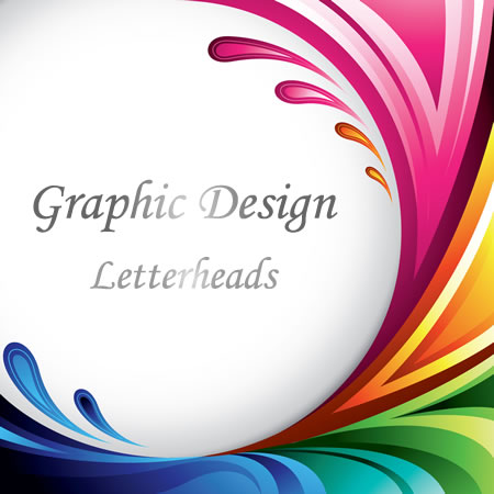 Charge for designing a company letterhead