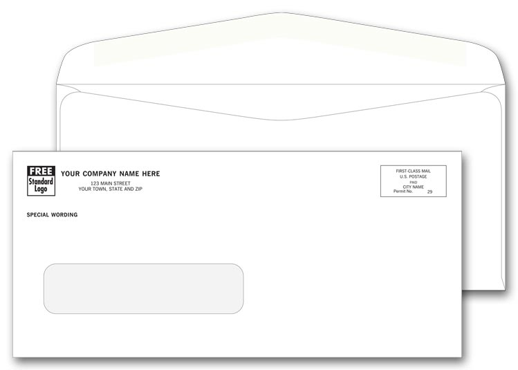 5086 - Business Envelopes | One Window Envelopes