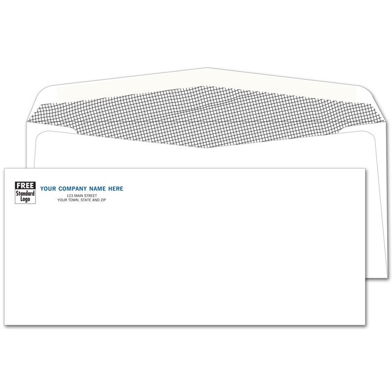 Make sure that your sensitive materials are safe in these confidential envelopes.