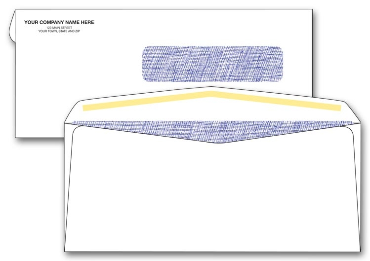 H0054 - Insurance Claim Envelopes - HCFA Envelopes