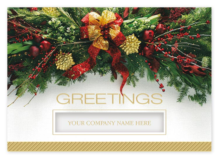 H14635, Grand Greetings Holiday Cards