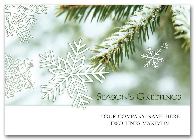 HS10011 - Business Holiday Cards | Winter Holiday Cards