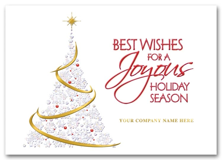Best wishes holiday card wishing tree ref hh1623 best wishes holiday card wishing tree m4hsunfo