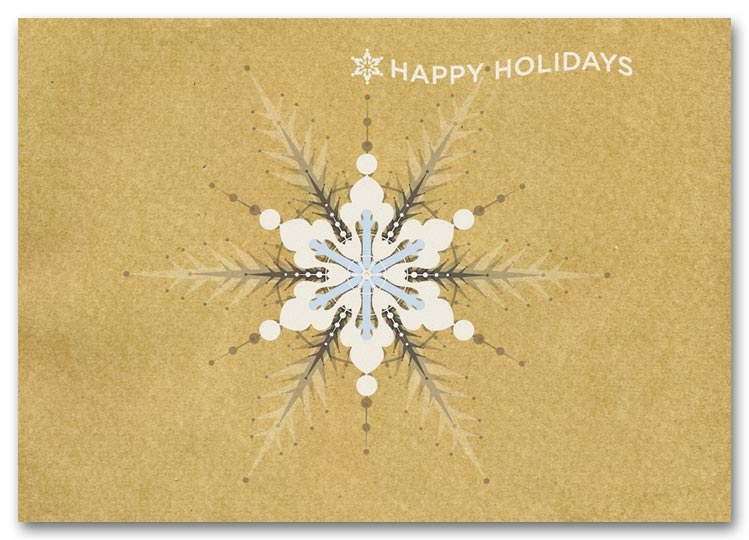 Holiday Cards Printing, 100% Recycled