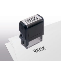 103036, First Class Stamp - Self-Inking