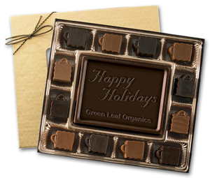 Dark Chocolate Retail Truffle Boxes