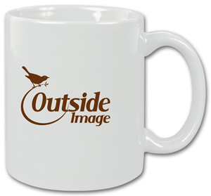 Promotional Products - White Ceramic Coffee Mugs
