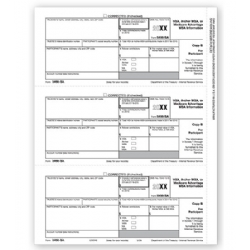 Product TF5134 Laser 5498 SA Tax Forms