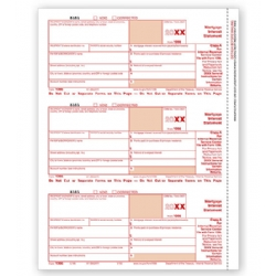 Laser 1098 Tax Forms - Copy A - Bulk