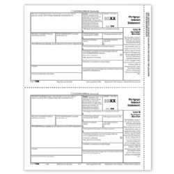 Laser 1098 Tax Forms - Copy B