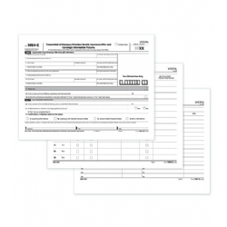 Laser 1094C Transmittal Employer Provided Health Ins