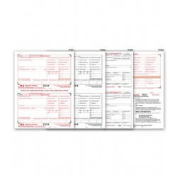 Laser W-2 Tax Forms Package - SBA