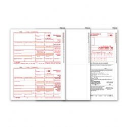 Laser 1099-MISC Tax Forms Kit
