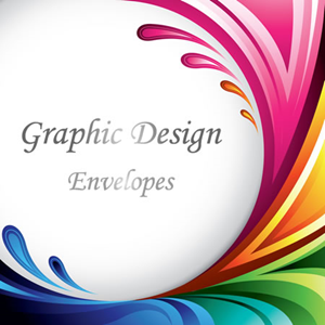 Graphic Design Charge for Envelopes