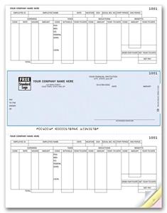 microsoft laser payroll checks