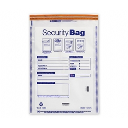 Currency Shipping Deposit Bag