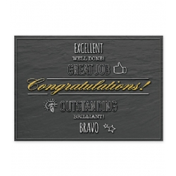 Greeting Card- Congratulations