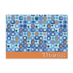 Big and Bold Thank You Cards