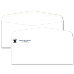 Custom #10 Business Envelopes