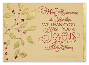 Product n4617 h14617 gilded with joy holiday cards holiday thank thank you holidays product n4617 h14617 gilded with joy holiday cards colourmoves