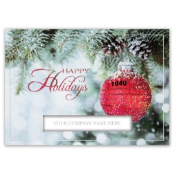 H15636, Count your Blessings Accountant Holiday Cards