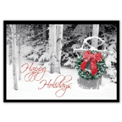 HP15304, Friendly Welcome Holiday Cards