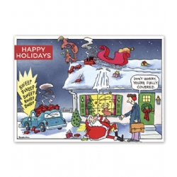 Holiday Insurance Card- Holiday Policy