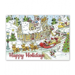 Holiday Contractor Cards- Holiday Builder