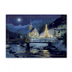 Christmas Cards- Graceful Night