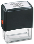Bank Endorsement Stamp - Self-Inking
