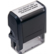 102170B, Endorsement Stamp - Self-Inking , Custom Layout