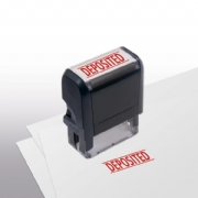 103011, Deposited Stamp - Self-Inking
